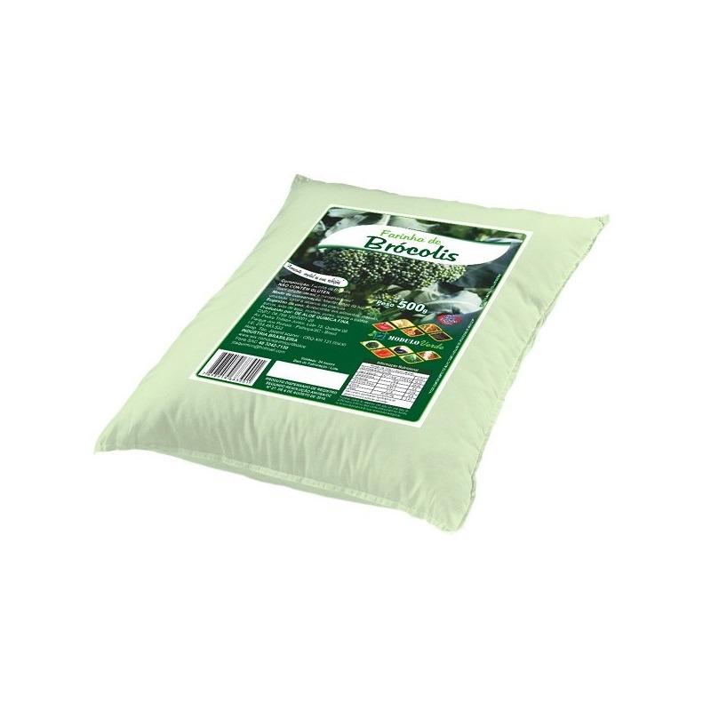 Farinha de Brocolis - 500g - Modulo Verde