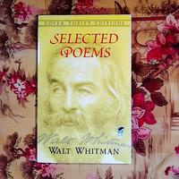 Walt Whitman.  SELECTED POEMS.