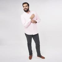 Camisa Rosa Lisa 019271
