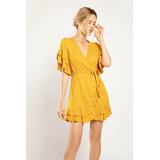 Vestido Brickell Amarillo