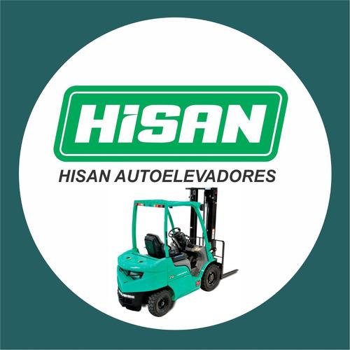 Hisan Autoelevadores