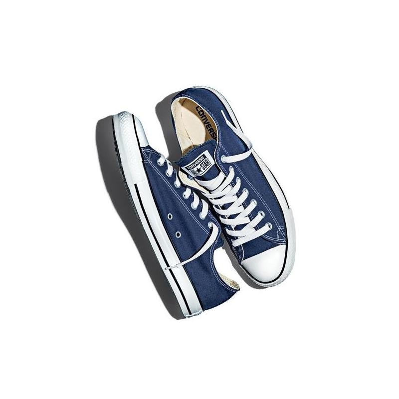Sneakers Converse azules agujetas VM9697