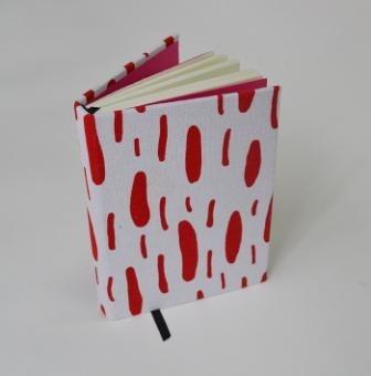Cuaderno Cosido Entelado A6