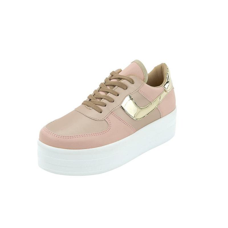 f4c245cc098 VER PRODUCTO. Sneakers Rosas Con Plataforma ...
