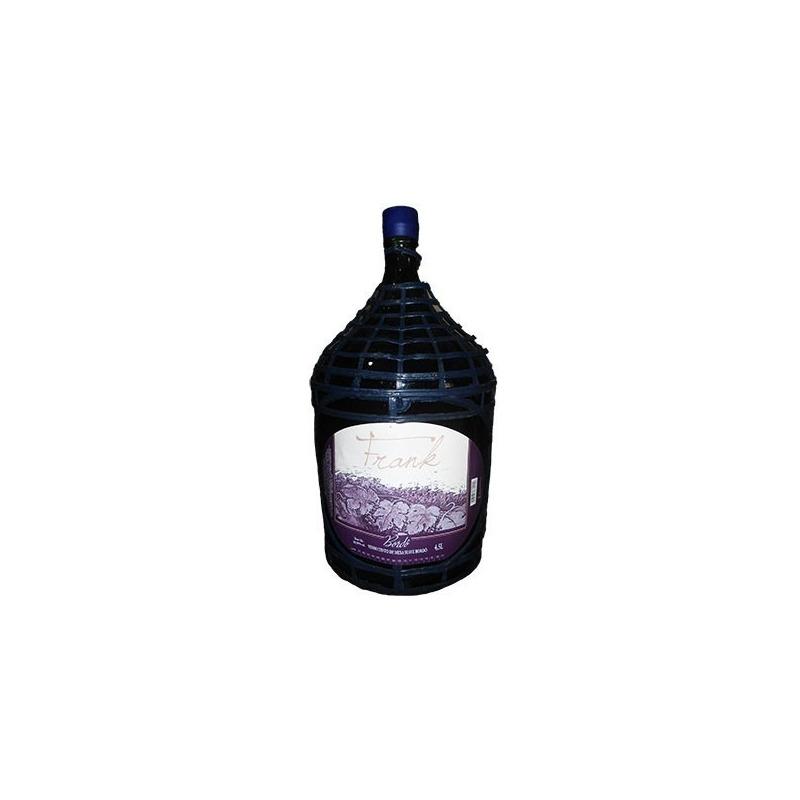 Vinho Tinto Seco Bordô 4,5 L - Frank