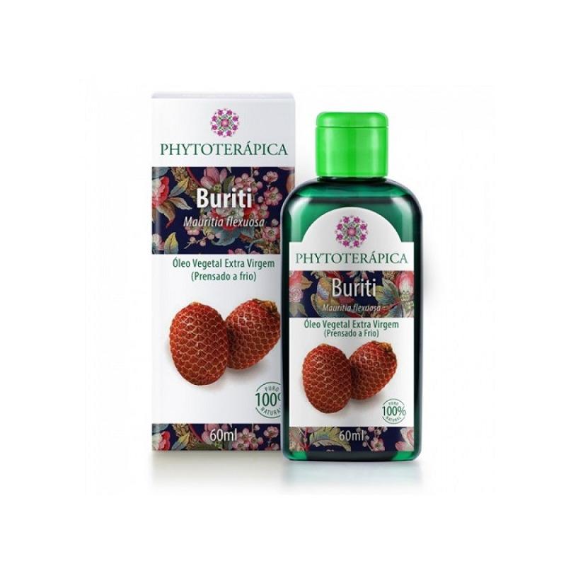 Oleo Vegetal de Buriti - Phytoterapica 60ml
