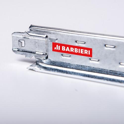 Travesaño Para Cielorraso Suspendido Barbieri 1.22 Mtl