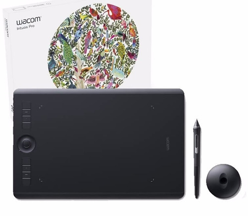 Tableta Wacom Intuos Pro 2 Medium Pth-660 M Touch Bluetooth