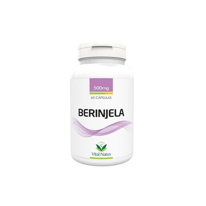 Berinjela - 60 comprimidos 500mg - Vital Natus