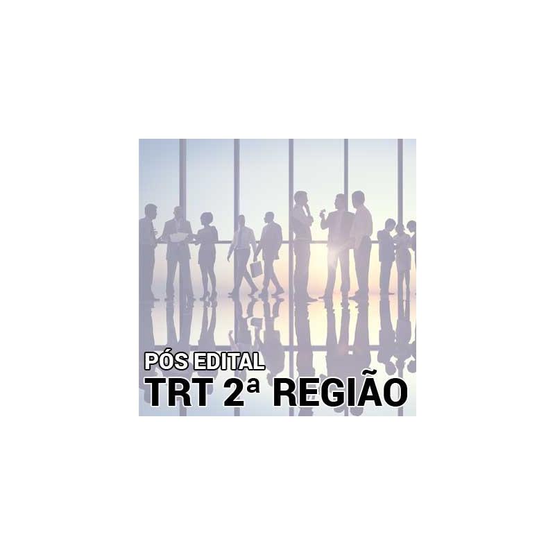 Curso Online Analista Judiciário AJ TRT 2 SP Direito Processual Civil 2018
