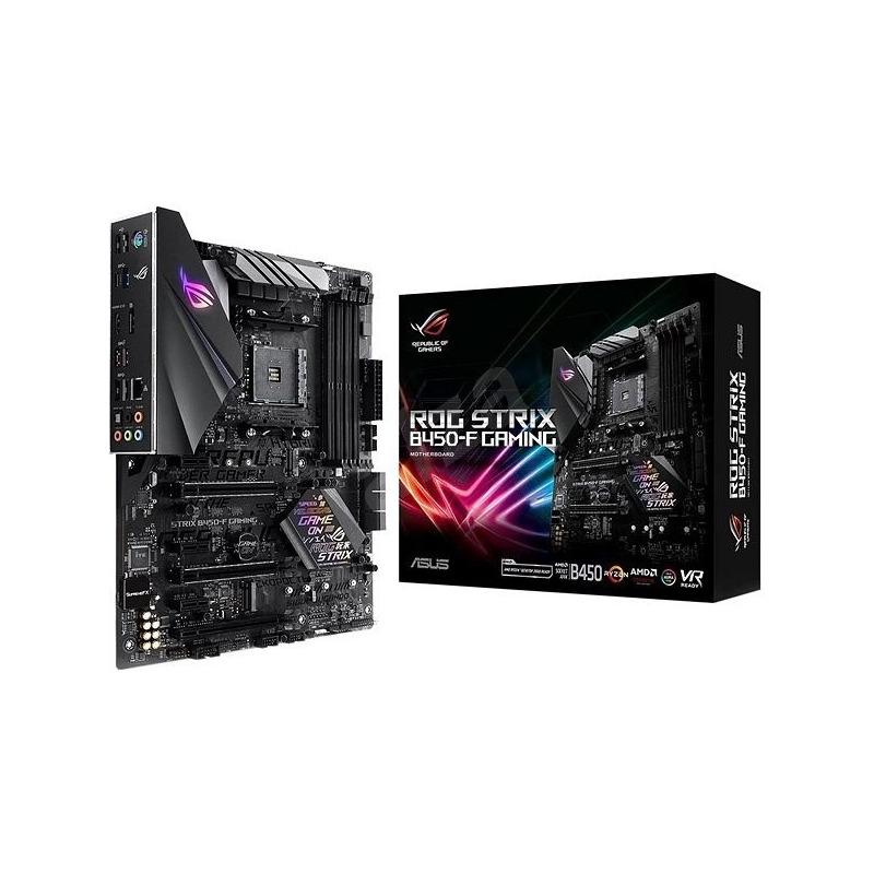 Strix B450-F Gaming 4DDR4 AM4