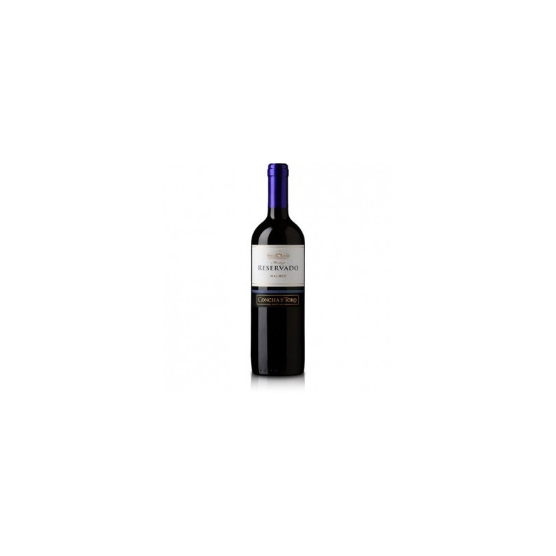 Vinho Fino Malbec Reservado 750ml - Concha y Toro