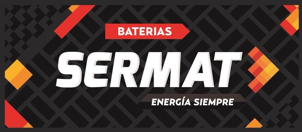 Batería Sermat 12x45 Ej: Palio, Siena, Ecosport, Ka