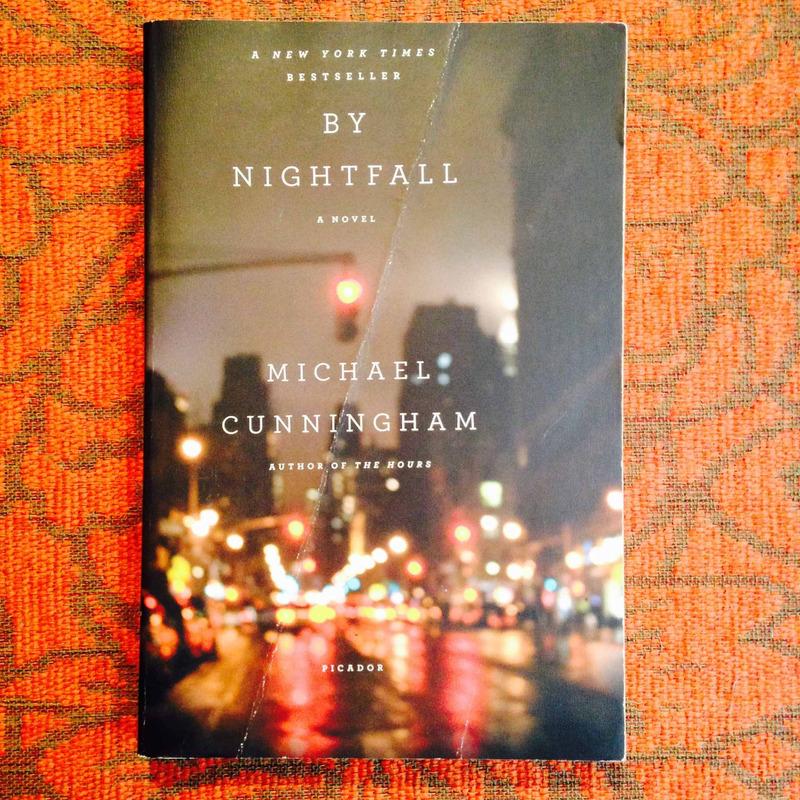 Michael Cunningham.  BY NIGHTFALL.