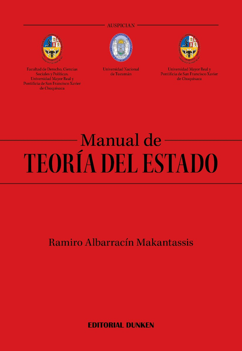Manual de Teoría del Estado