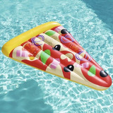 Colchoneta Inflable Pizza Party Lounge Bestway