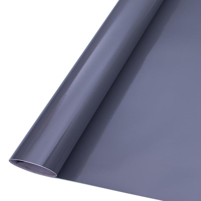 Vinil adesivo colormax cinza escuro larg. 1,0 m