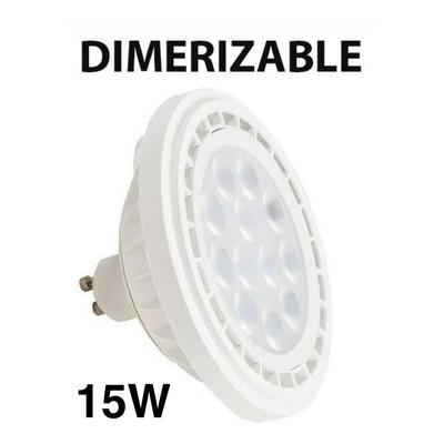 Lampara Led Ar111 15w Dimerizable Alta Potencia Luz Desing
