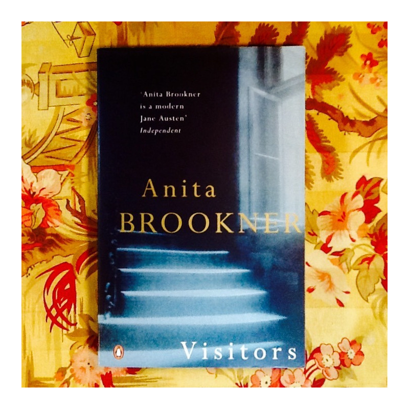 Anita Brookner.  VISITORS.