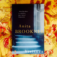 Anita Brookner.  VISITORS.
