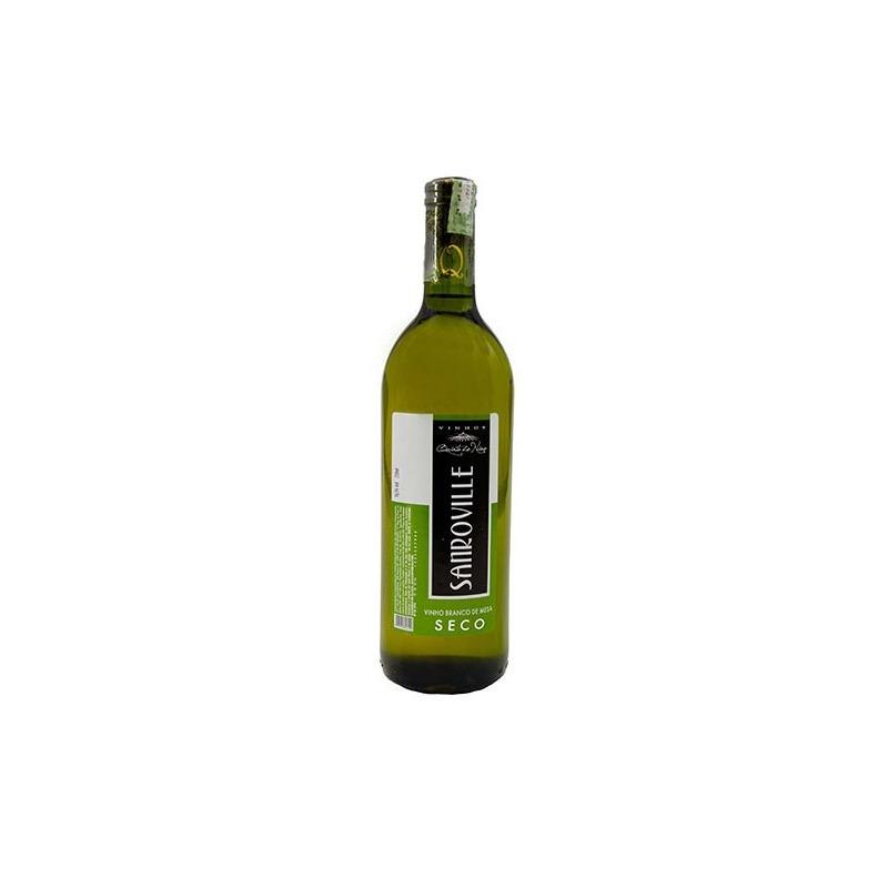 Vinho Sanroville Branco Seco Niagara 750ml - Quinta do Nino
