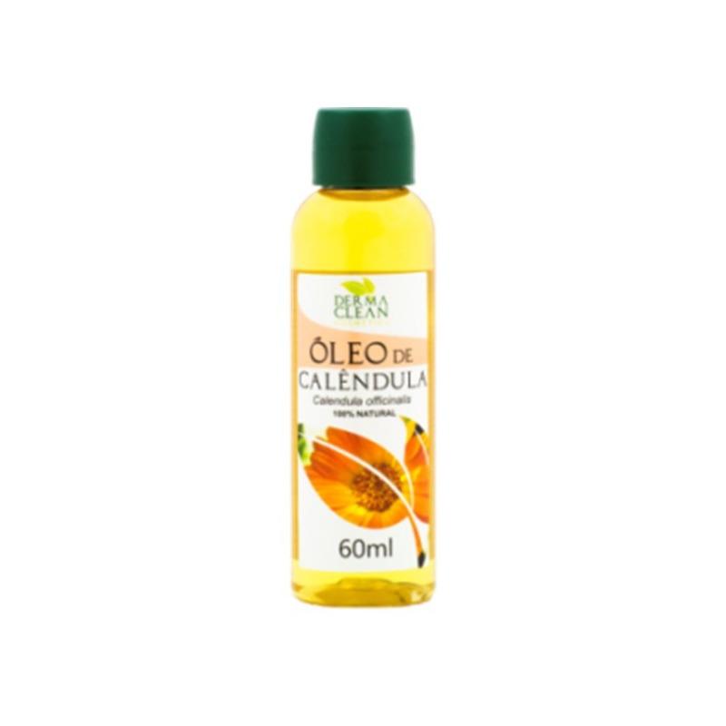 Oleo de Calendula - 60ml - DermaClean