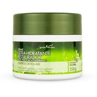 Creme UltraHidratante Aloe Vera e Algas 350g - Gotas Verdes