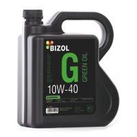 Aceite Sintetico Bizol para Autos Diesel 10W40 Green 4 Lts M91036