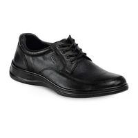Zapato vestir Flexi negro agujetas F63202