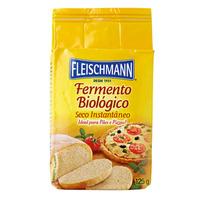 Fermento Biológico Fleischmann Instantâneo - 125g