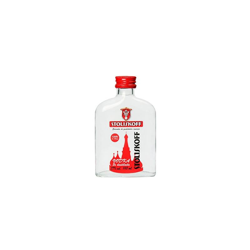 Vodka de Cereais 160ml - Stoliskoff
