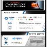 KIT TENSORES Y CORREA POLI V FOCUS ECOSPORT 99/09 2.0 DUR...