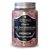 Sal Rosa do Himalaia Grosso Pote 600g - El Shaddai Gourmet