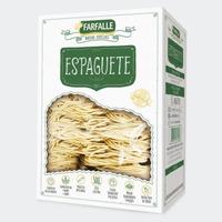 Espaguete Grano Durum com Ovos - 500g Farfalle