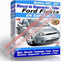 Manual de Reparacion Taller Ford Fiesta 2002