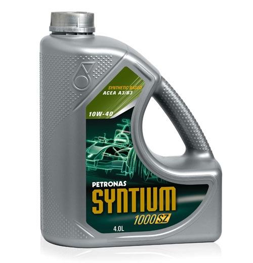 PETRONAS SYNTIUM  1000 10W40 X 4L