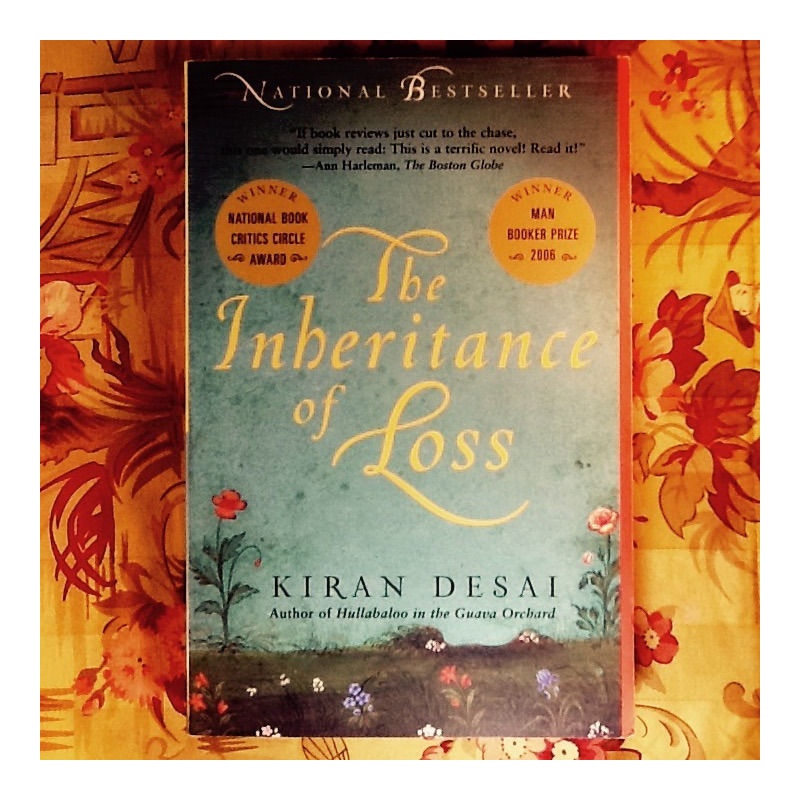 Kiran  Desai.  THE INHERITANCE OF LOSS.