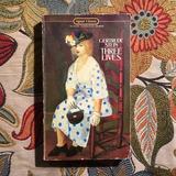 Gertrude Stein.  THREE LIVES.