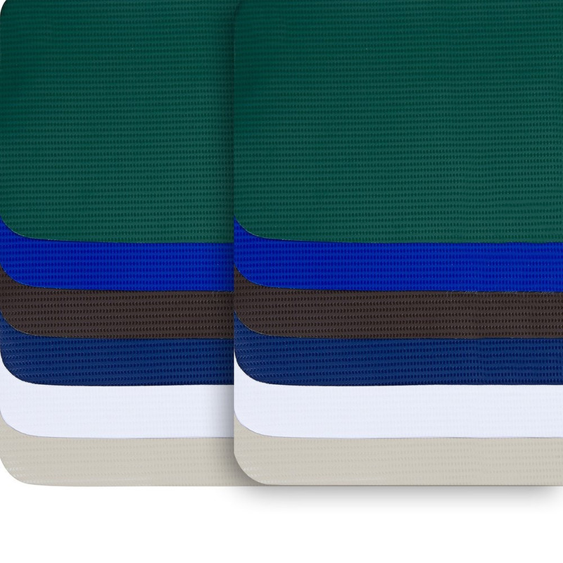 Lona para toldo Beti-Super azul royal avesso da mesma cor (540gr) larg. 1,40 m