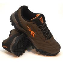Comprar Zapatillas Reebok Modelo Trekking Cross City Brown/orange