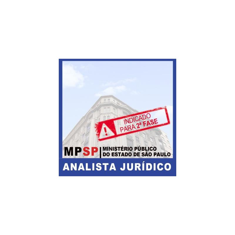 Curso Língua Portuguesa Analista Jurídico MP SP 2018 - Pós-edital