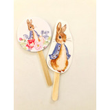 Pinchos de Peter Rabbit by @weddingfactory