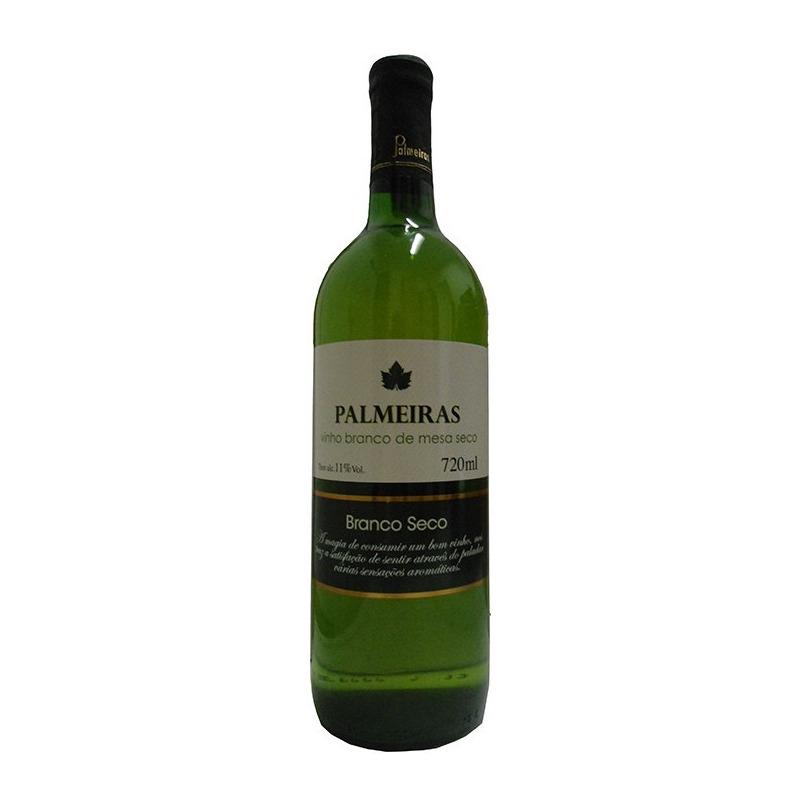 Vinho Branco Reserva Seco Niagara 720ml - Palmeiras