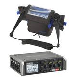 Zoom Gravador F4 + Case p/ gravador F4 7539
