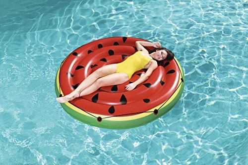 Colchoneta Inflable Watermelon Island Bestway