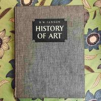 H. W. Janson. HISTORY OF ART.