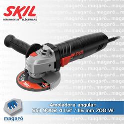 Amoladora angular Skil 9002 JR 700 W ...