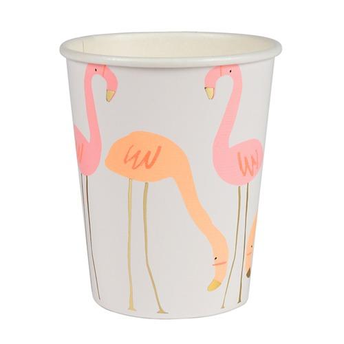 Vasos Flamingo