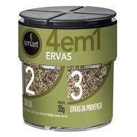 Mix de Ervas 4x1 - 35g - Smart