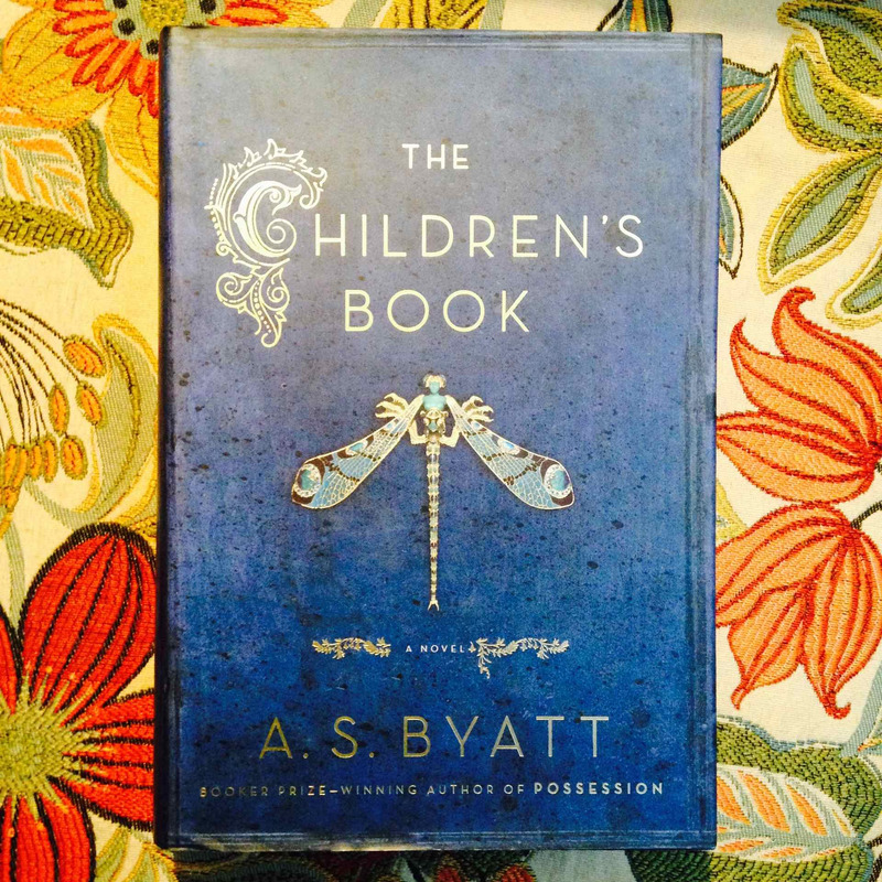 A.S. Byatt.  THE CHILDREN'S BOOK.